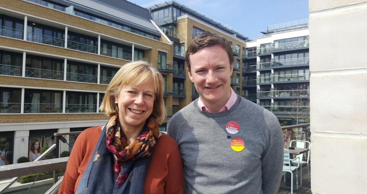 Ruth Cadbury | Labour Parliamentary Candidate | Brentford and Isleworth
