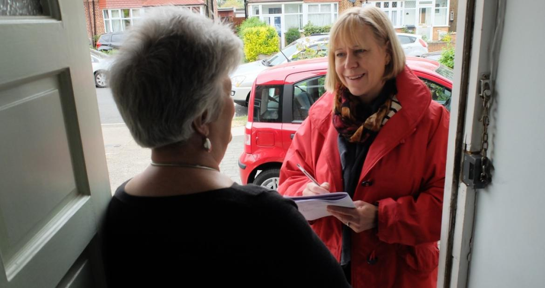 Ruth Cadbury   Labour Parliamentary Candidate   Brentford and Isleworth